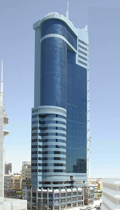 Al-Jawhara Commercial & Office Building Tower